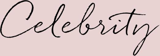 Celebirty