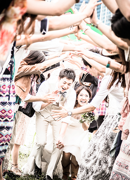 BBQ Wedding Photo Gallery 12