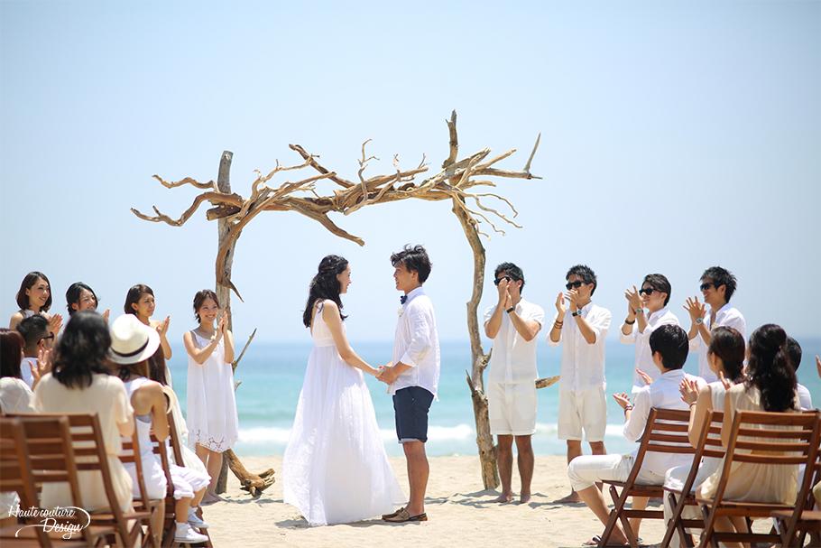 Beach Wedding Photo Gallery 07