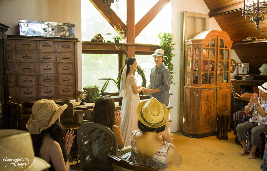 Cafe Wedding Photo Gallery 13