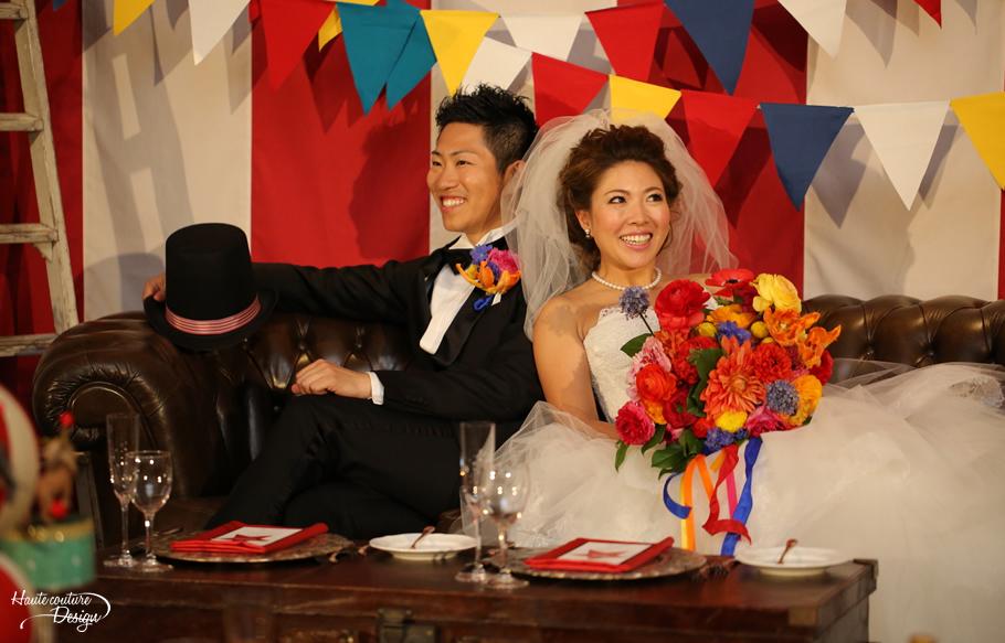 CIRCUS Wedding Photo Gallery 06