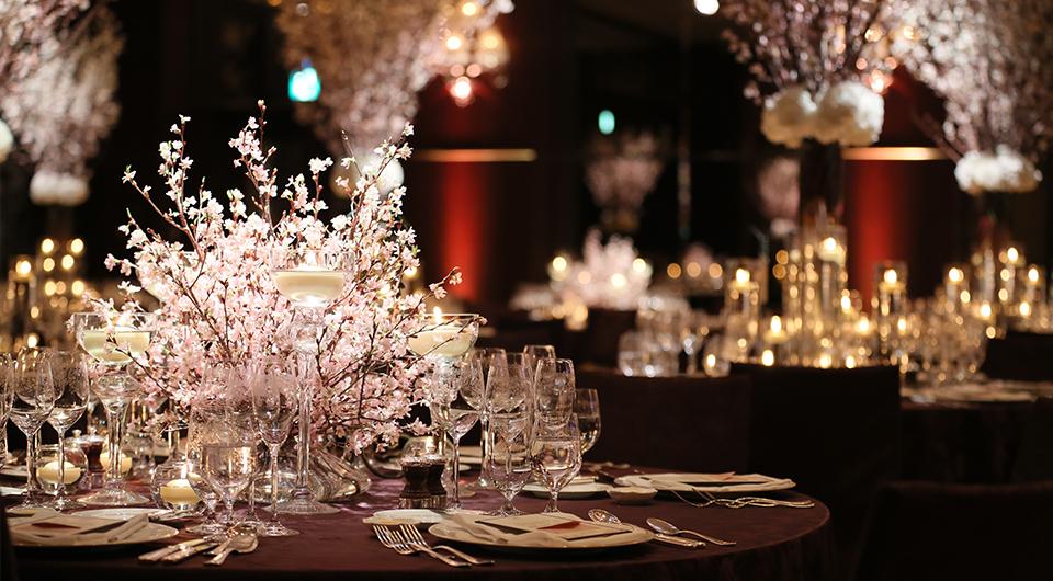 Classic × Five senses Wedding