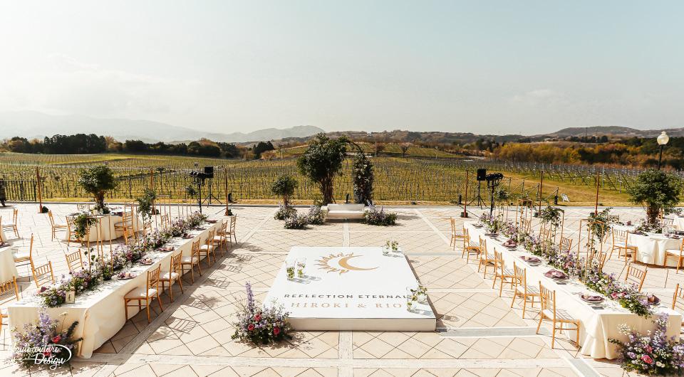 PROMISE GARDEN Wedding