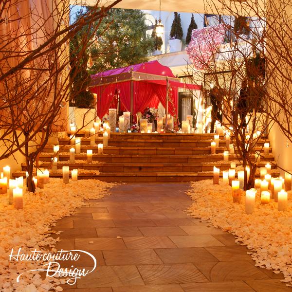 SHIROGANE Wedding