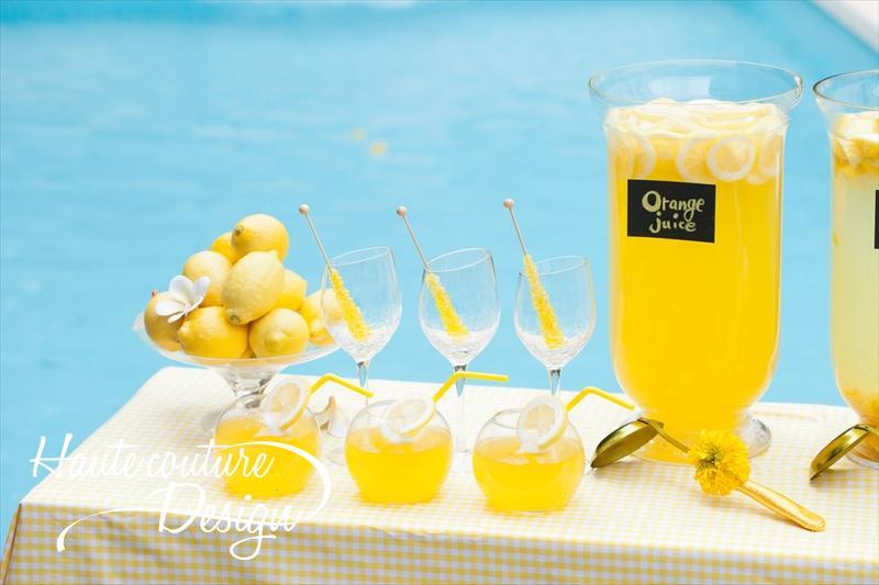Welcome juice